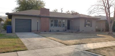 Fresno Single Family Home For Sale: 523 W Peralta