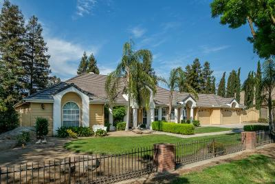 Clovis Single Family Home For Sale: 545 W Alluvial Avenue