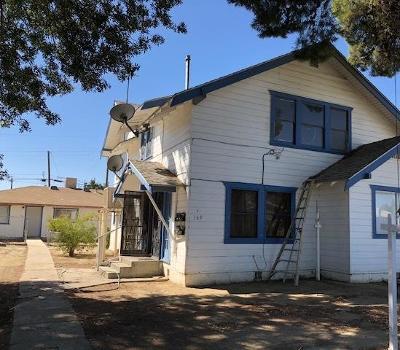 Coalinga Multi Family Home For Sale: 159 Tyler Street