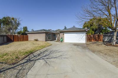 Clovis Single Family Home For Sale: 3116 Lind Avenue