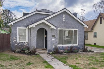 Fresno Single Family Home For Sale: 1312 N Fruit Avenue