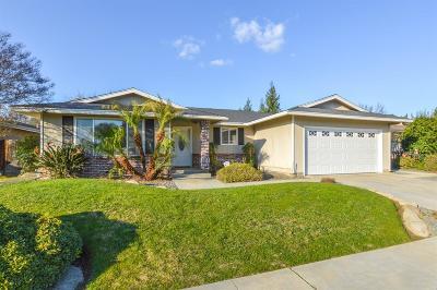 Fresno Single Family Home For Sale: 1156 W Millbrae Avenue