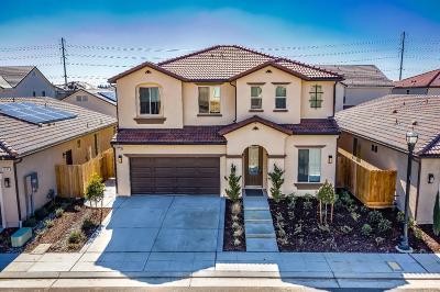 Fresno Single Family Home For Sale: 1359 E Via Azzurra Way