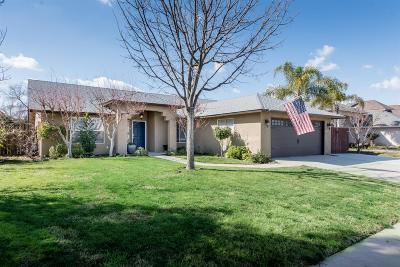 Clovis Single Family Home For Sale: 244 Caesar Avenue
