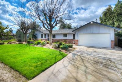 Fresno Single Family Home For Sale: 4777 N Harrison Avenue