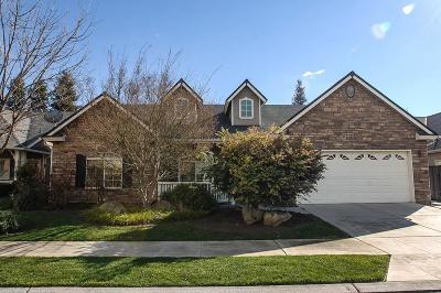 Clovis Single Family Home For Sale: 466 Everglade Avenue