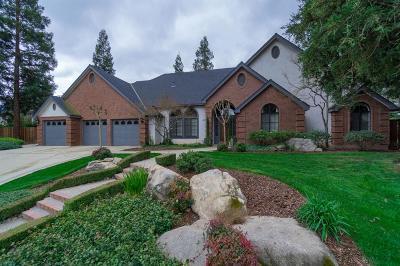 Fresno Single Family Home For Sale: 539 E Summerdale Circle