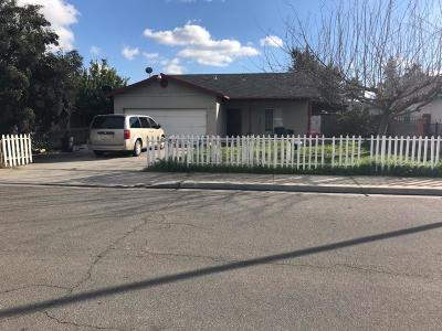 Madera Single Family Home For Sale: 28186 Lada