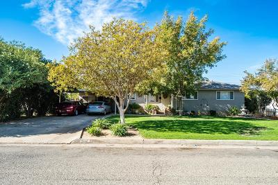 Madera Single Family Home For Sale: 604 Willis Avenue
