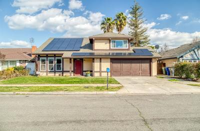 Single Family Home For Sale: 8126 N Mariposa Street