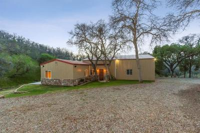 Clovis Single Family Home For Sale: 27391 Sales Creek Road