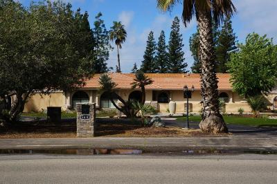 Fresno Single Family Home For Sale: 5643 N Van Ness Boulevard