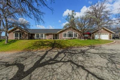 Clovis Single Family Home For Sale: 21960 Oak Hill Lane