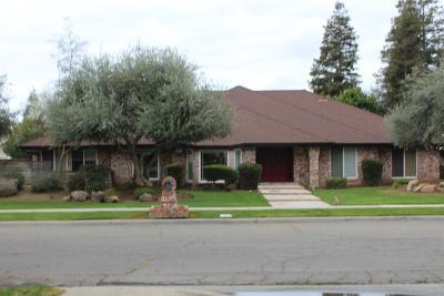 Fresno Single Family Home For Sale: 6685 N Alva