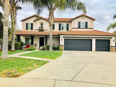 Kingsburg CA Single Family Home For Sale: $397,000
