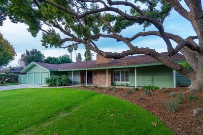 Fresno Single Family Home For Sale: 5711 N Farris Avenue