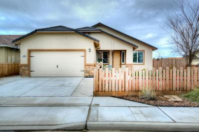 Hanford Single Family Home For Sale: 1380 Edgewood Drive