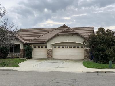 Clovis Single Family Home For Sale: 2862 Santa Ana Avenue