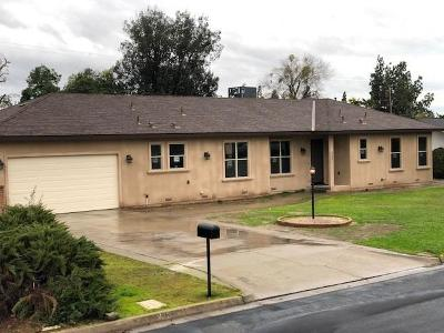 Fresno Single Family Home For Sale: 6295 E Lowe Avenue