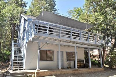 Bass Lake Single Family Home For Sale: 54668 Blue Gill