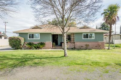 Single Family Home For Sale: 730 N Winery Avenue
