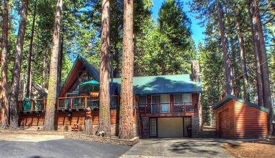 Shaver Lake Single Family Home For Sale: 41957 N Dogwood Road