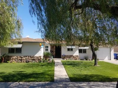 Single Family Home For Sale: 3314 N Mariposa Street