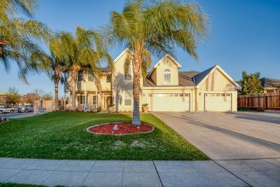 Fresno Single Family Home For Sale: 3784 N Cornelia Avenue