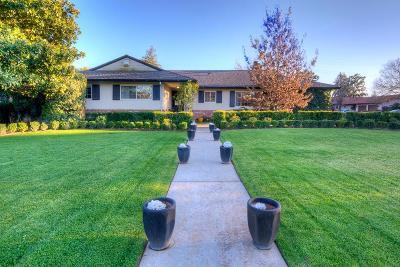 Fresno Single Family Home For Sale: 1725 W San Madele Avenue