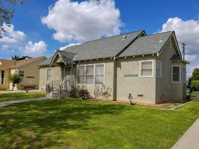 Fresno Single Family Home For Sale: 4445 E Lyell Avenue