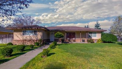 Madera Single Family Home For Sale: 424 Hilton Street