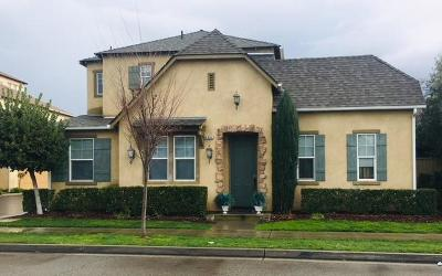 Clovis Single Family Home For Sale: 4002 Trenton Avenue