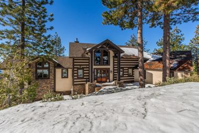 Shaver Lake Single Family Home For Sale: 42534 Bretz Point Lane