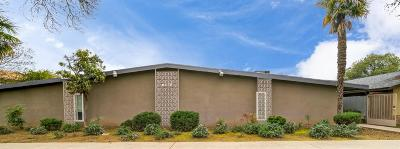 Fresno Multi Family Home For Sale: 3384 E Sierra Madre Avenue
