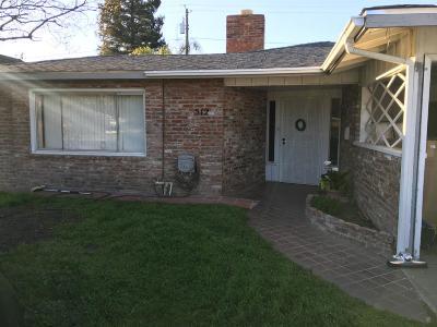 Chowchilla Single Family Home For Sale: 512 Ventura Avenue