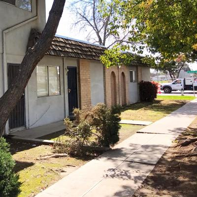 Clovis, Fresno, Sanger Multi Family Home For Sale: 3307 E Fairmont Avenue