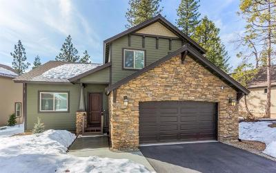 Shaver Lake Single Family Home For Sale: 39522 N Weldon Corral