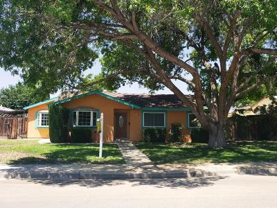 Coalinga Single Family Home For Sale: 206 S Princeton Avenue