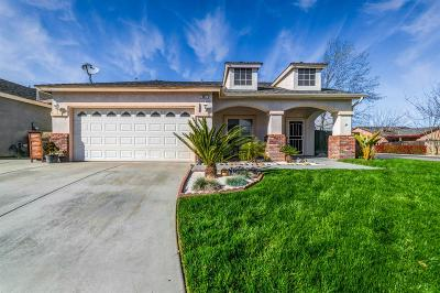 Madera Single Family Home For Sale: 961 Naval Avenue