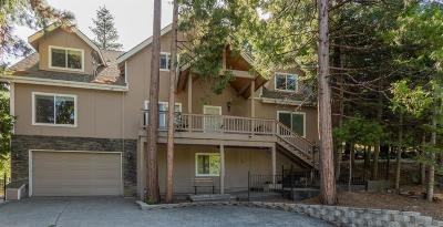 Shaver Lake Single Family Home For Sale: 40919 Cold Springs Road