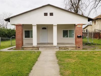 Sanger Single Family Home For Sale: 1115 O Street