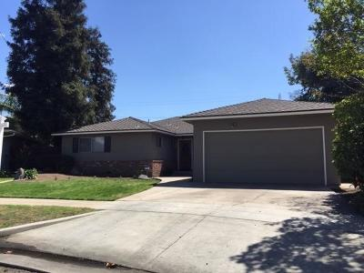 Fresno Single Family Home For Sale: 3378 E Acacia Avenue