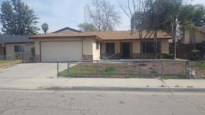 Fresno Single Family Home For Sale: 4308 N Dante Avenue