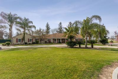 Dinuba Single Family Home For Sale: 41826 Road 92