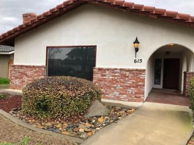 Coalinga Single Family Home For Sale: 615 S Princeton Avenue