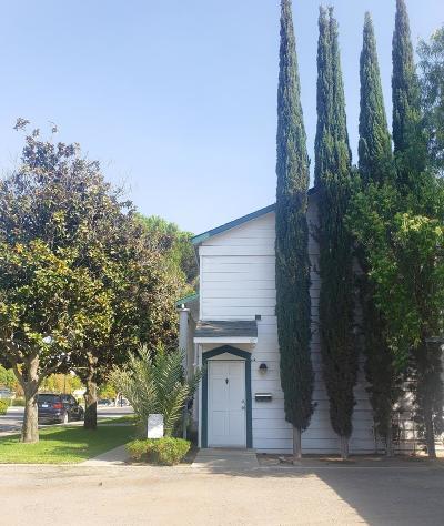 Coalinga Single Family Home For Sale: 401 W Cherry Lane #D