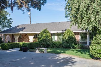 Clovis Single Family Home For Sale: 1279 N Locan