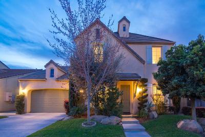 Clovis Single Family Home For Sale: 1657 N Hughes Avenue