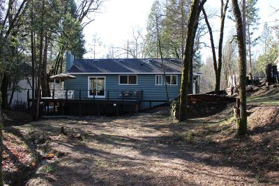 Bass Lake Single Family Home For Sale: 40363 Road 331