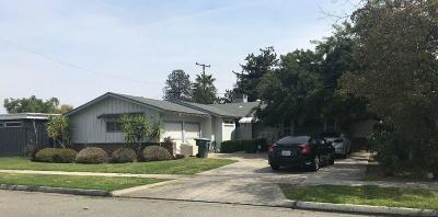 Single Family Home For Sale: 3624 N Fisher Street